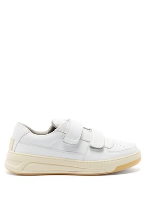 Perey low-top leather trainers