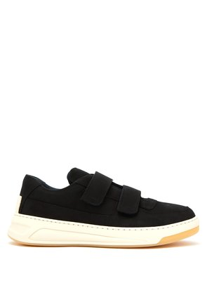 Perey low-top suede trainers