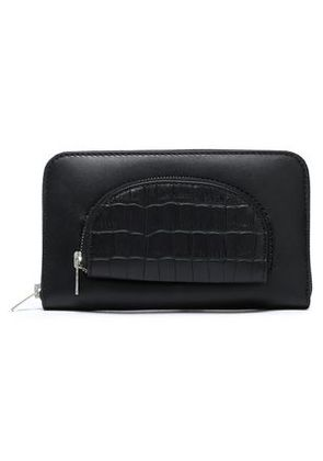Alexander Wang Woman Wallets Black Size -