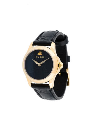Gucci G-timeless watch - Black