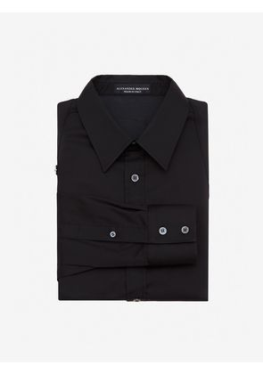 ALEXANDER MCQUEEN Long Sleeve Shirts - Item 38693441