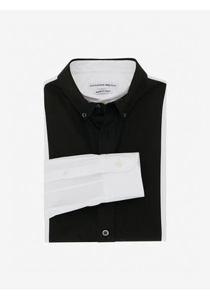 ALEXANDER MCQUEEN Long Sleeve Shirts - Item 38735222