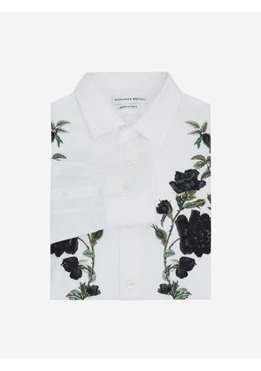 ALEXANDER MCQUEEN Long Sleeve Shirts - Item 38735225