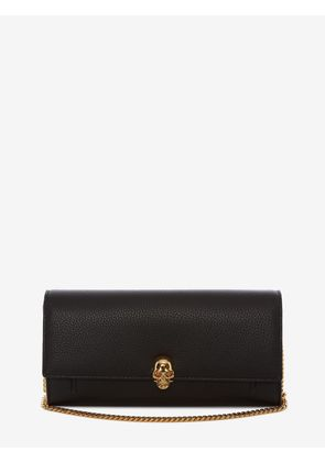 ALEXANDER MCQUEEN Wallets with chain - Item 22001706