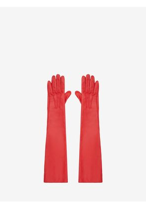 ALEXANDER MCQUEEN Gloves - Item 46546706
