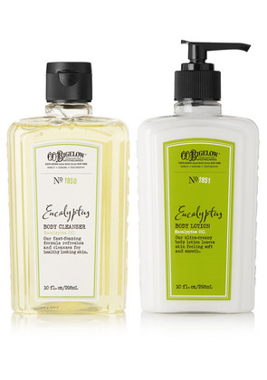 C.O. Bigelow - Eucalyptus Body Lotion And Cleanser Set - one size