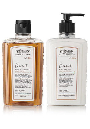C.O. Bigelow - Coconut Body Lotion And Cleanser Set - one size
