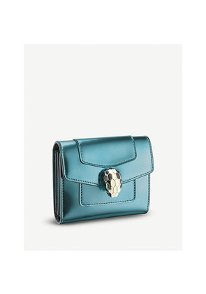 Serpenti Forever compact credit card holder