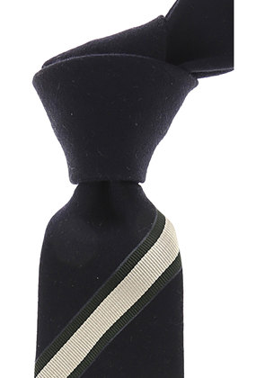 Valentino Ties On Sale, Midnight Blue, Wool, 2017