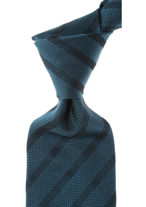 Christian Lacroix Ties On Sale, Teal Green, Silk, 2017