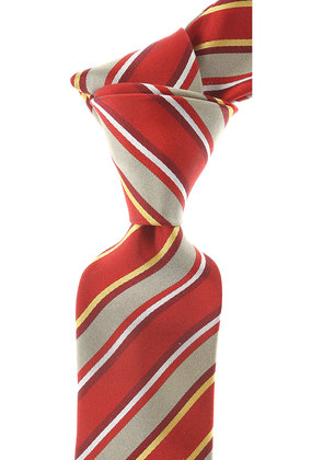 Christian Lacroix Ties On Sale, Red, Silk, 2017