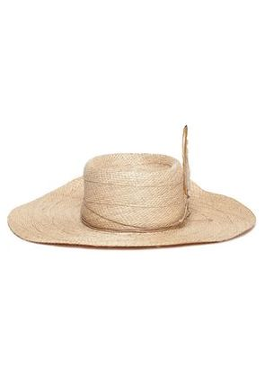 Zimmermann Woman Sunhats Beige Size L