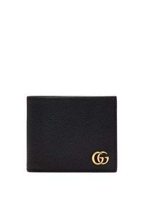 GG Marmont grained-leather bi-fold wallet