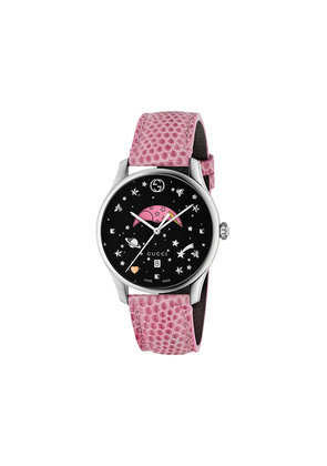 Gucci G-Timeless 36mm watch - Pink & Purple