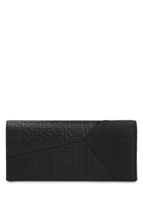 PUZZLE LONG HORIZONTAL WALLET
