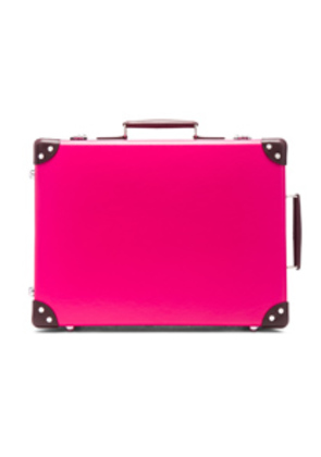 Globe-Trotter 18' Candy Trolley Case in Pink