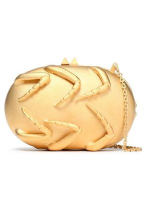 Valentino Woman Clutch Bags Gold Size -