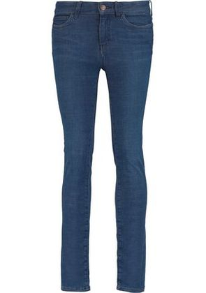 M.i.h Jeans Woman Bodycon High-rise Skinny Jeans Mid Denim Size 24