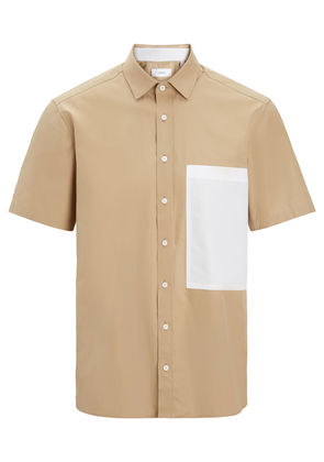 Bi Colour Poplin Deal Shirt