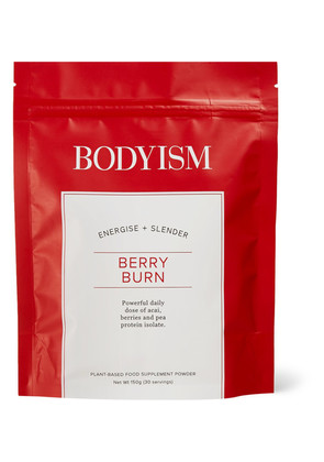Bodyism - Berry Burn Pre-training Supplement, 150g - Red