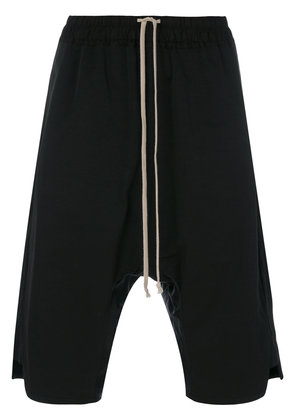 Rick Owens Basket Swing shorts - Black