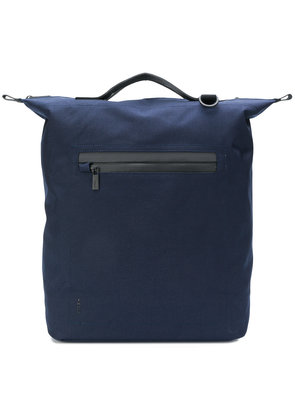 Ally Capellino Hoy Travel Cycle rucksack - Blue