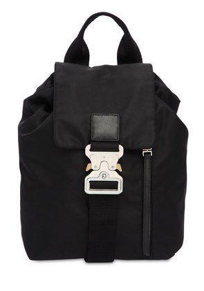 NYLON BACKPACK W/ ROLLERCOASTER