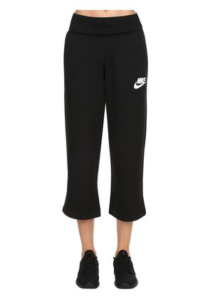 WIDE LOGO PANTS