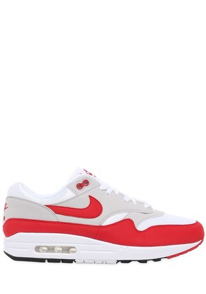 AIR MAX 1 OG MESH & SUEDE SNEAKERS