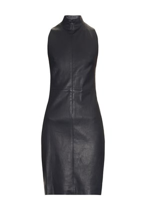 Welcon leather dress