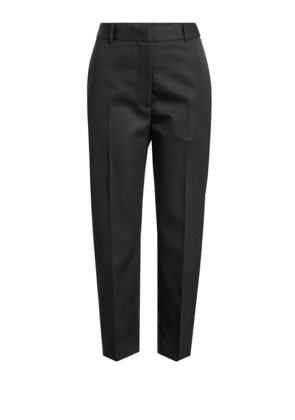 Jil Sander Enzo Fleece Wool Pants