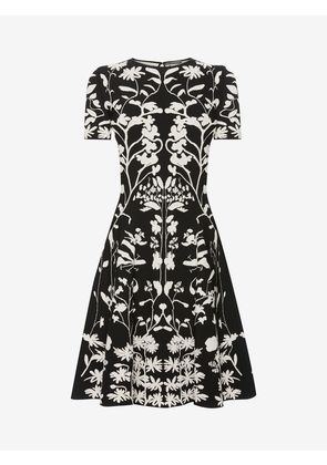 ALEXANDER MCQUEEN Mini Dresses - Item 34799460