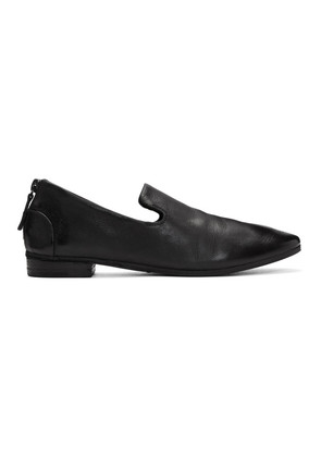 Marsèll Black Colteldino Loafers