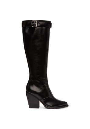Chloé Black Tall Boots