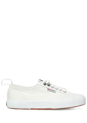 SUPERGA 20MM COTTON CANVAS SNEAKERS