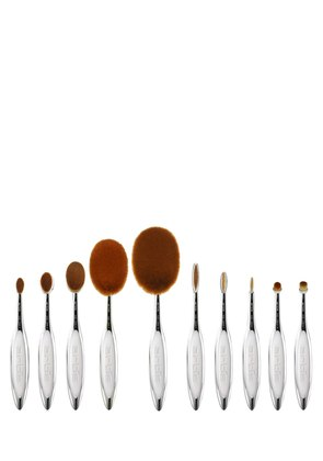ELITE MIRROR 10 MAKEUP BRUSH SET