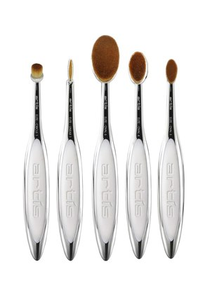 ELITE MIRROR 5 MAKEUP BRUSH SET