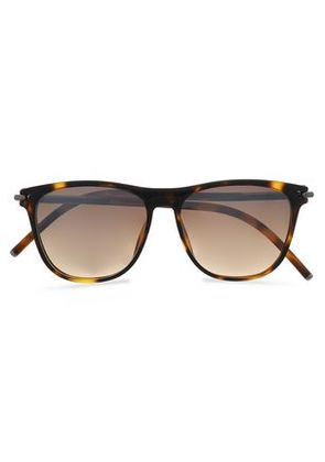 Marc Jacobs Woman D-frame Tortoiseshell Acetate Sunglasses Brown Size -