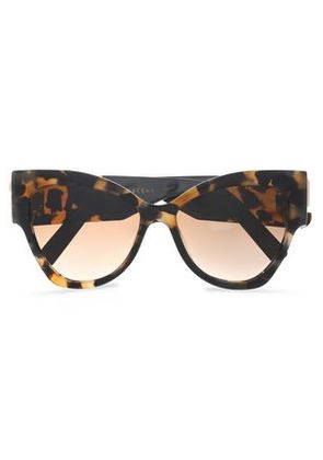 Marc Jacobs Woman Cat-eye Tortoiseshell Acetate Sunglasses Brown Size -