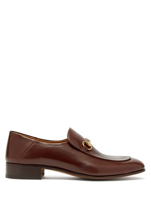 Mister New leather loafers