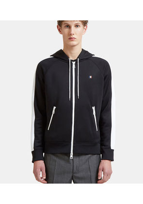 Zip-Up Hooded Sweater