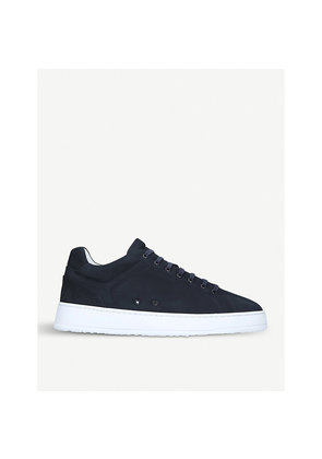 Essence Low 4 suede trainers
