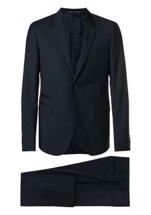Valentino two-piece slim suit - Blue