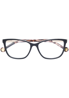 Ch Carolina Herrera cat-eye glasses - Black