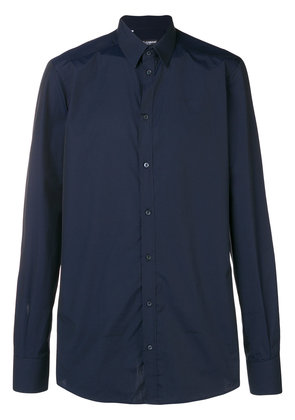 Dolce & Gabbana regular fit shirt - Blue