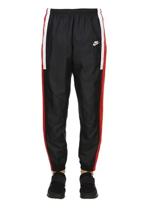 RE-ISSUE WOVEN TECHNO TRACK PANTS