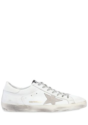 20MM LIMIT.ED SUPER STAR LEATHER SNEAKER
