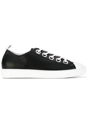 No21 lace-up sneakers - Black