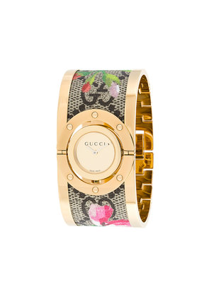 Gucci Twirl watch - Multicolour