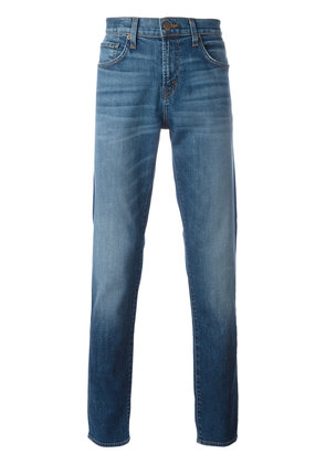 J Brand Tyler taper slim fit jeans - Blue